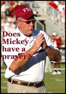 Mickey A. prayer