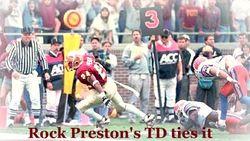 R Preston 94td