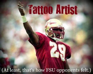 T Polley tattoo artist