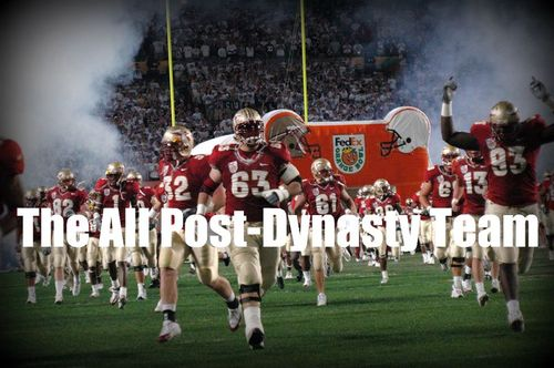 All post dynasty team