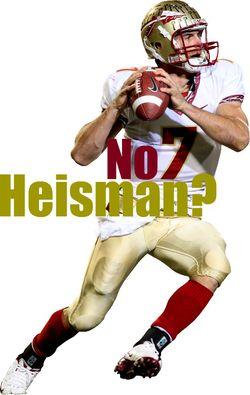 No hiesman