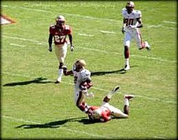 B.C. Reid TD saving tackle