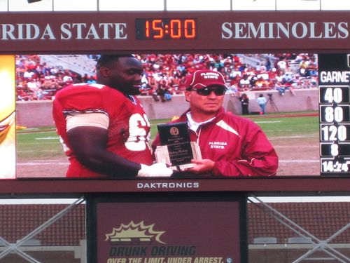 Hudson trophy
