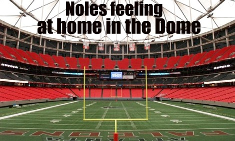 Home in dome
