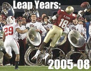 G. Carr Leap Years