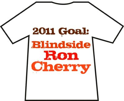 Tshirt-ron cherry