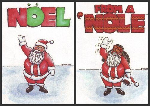 Noel card combo