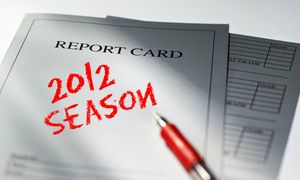 Report_card_2012 season