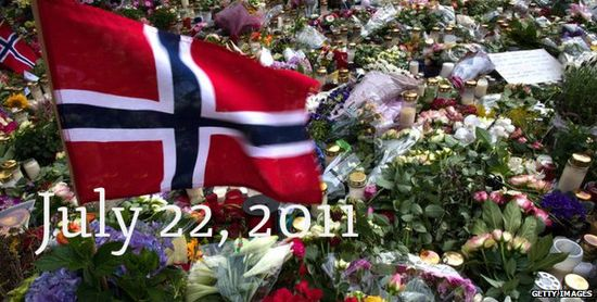 Norway anniversary