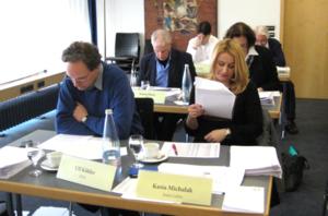 IFC judges