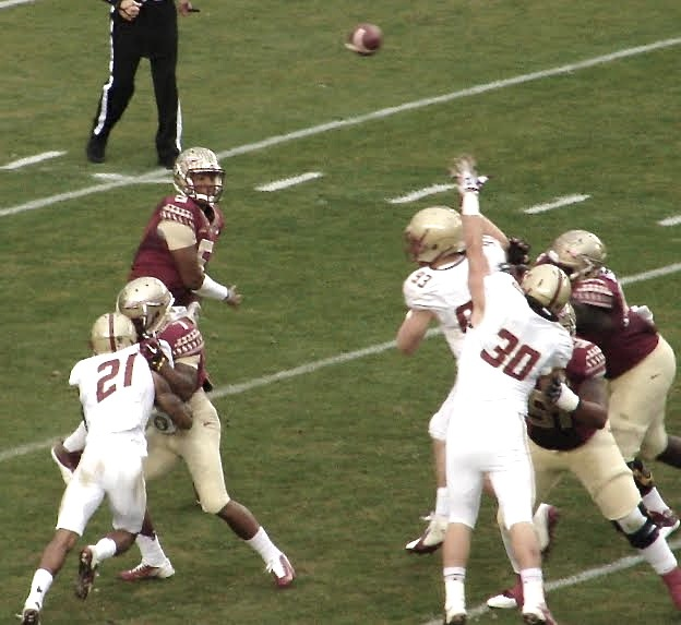 Jameis throw-R